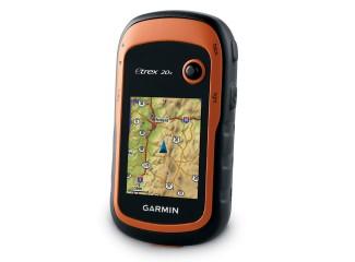 Туристический GPS навигатор Garmin eTrex 20x