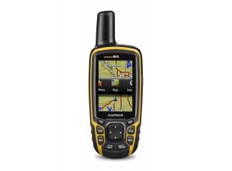Туристический GPS навигатор Garmin GPSMAP 64 с картами Дороги России ТОПО