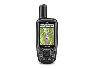 Туристический GPS навигатор Garmin GPSMAP 64ST с картами Дороги России ТОПО