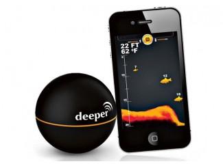 Эхолот для смартфона Smart Fishfinder Deeper