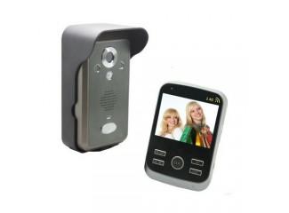 Беспроводной видеодомофон KIVOS