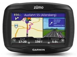 GPS навигатор для мотоцикла Garmin Zumo 390