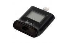 Алкотестер цифровой IPEGA для iPhone 5-6/iPod touch 5G/iPad 4/iPad mini